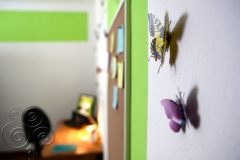 Le farfalle, i nostri pensieri....LabFor